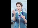 VIDEO 180727 Luhan @ Crest Promoting video