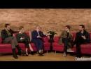 Каст спектакля о своевременном возвращении пьесы Ангелы в Америке на Бродвей