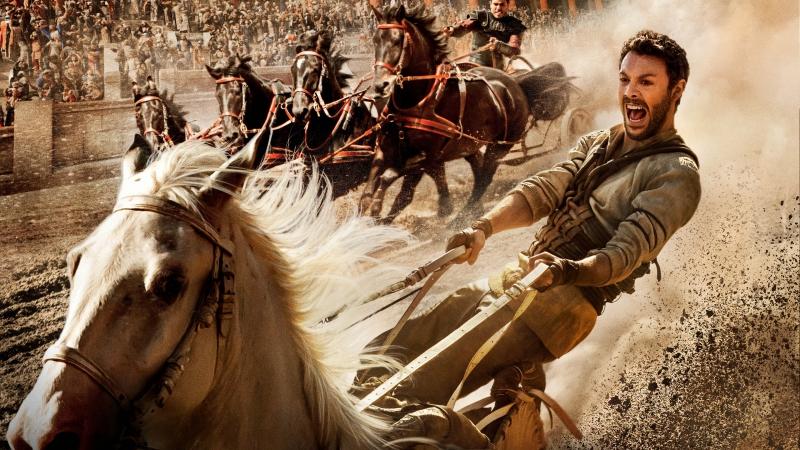 🎬Бен-Гур (Ben-Hur, 2016) HD