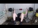 Восстановление №15 100 кг - 9.05.18