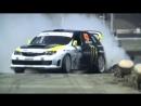 Кен Блок Супер дрифт на Subaru Impreza WRX STI