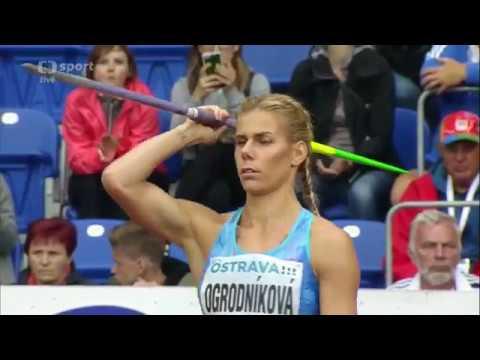 Women's Javelin Throw - Ostrava Golden Spike 2018 - Highlights