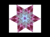 Patchwork Facil - Cubos e Lone Star