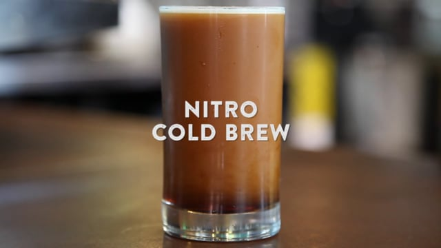 Introducing Colectivo Keg Co Nitro Cold Brew