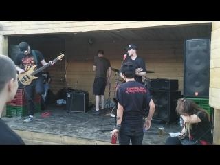 Flatulence track 1. live rebel pub 2018.06.02