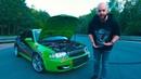 Стресс-тест 850 л.с. Audi RS4. Облажался на гонках