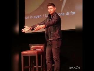 Jensen Ackles )