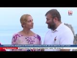 За минуты до премьеры: прямое включение спецкорреспондента «Крыма 24» Анастасии Соленик из «Артека»