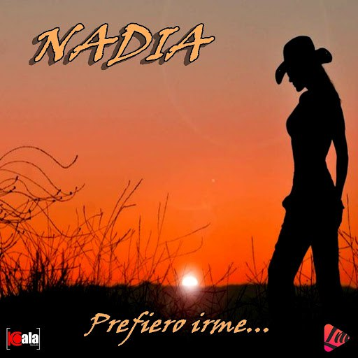Nadia альбом Prefiero Irme