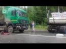 Массовое ДТП произошло на трассе Пермь — Березники три человека погибли