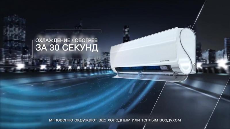 Inverter Quattro - новый высокопроизводительный компрессор Midea