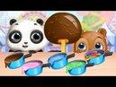 Fun Animals Care Game – Panda Lu Fun Park – Carnival Rides Festive Treats With Pet Friends