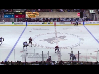 NHL 2017/18 RS: St. Louis Blues - Arizona Coyotes [31.03.2018]