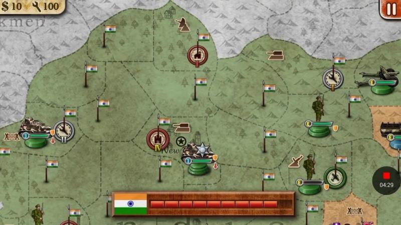 Ось(Япония)—9 Китайско—Бирманско—Индийский театр военных действий—World Conquer