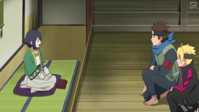 [озвучка | 40] Боруто: Новое поколение Наруто | Boruto Naruto: Next Generations | 40 серия | озвучили Brigella Tren | SR