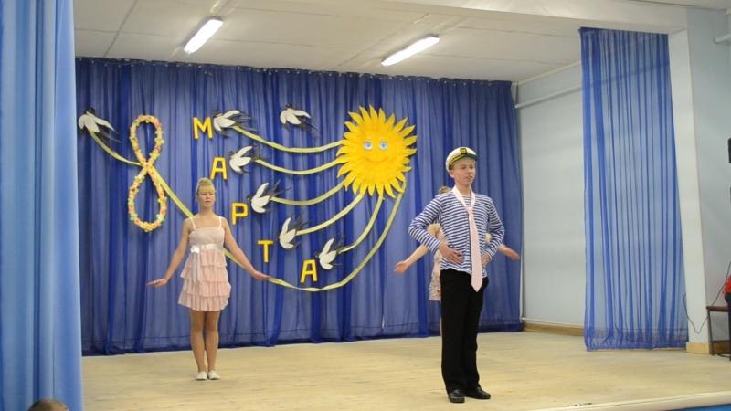 гр Непоседы танец Две подружки