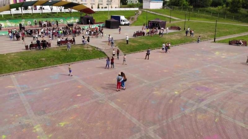 21.07.18 - Фестиваль красок холли и фестиваль волшебных шаров