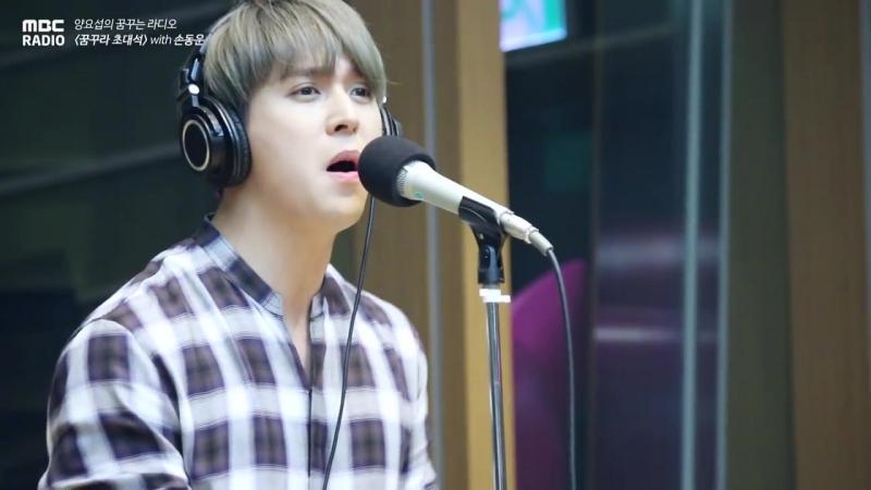 [LIVE] 18.07.2018 Son Dongwoon - CRESCENDO on MBC FM4U 'Yang Yoseob's Dreaming radio'