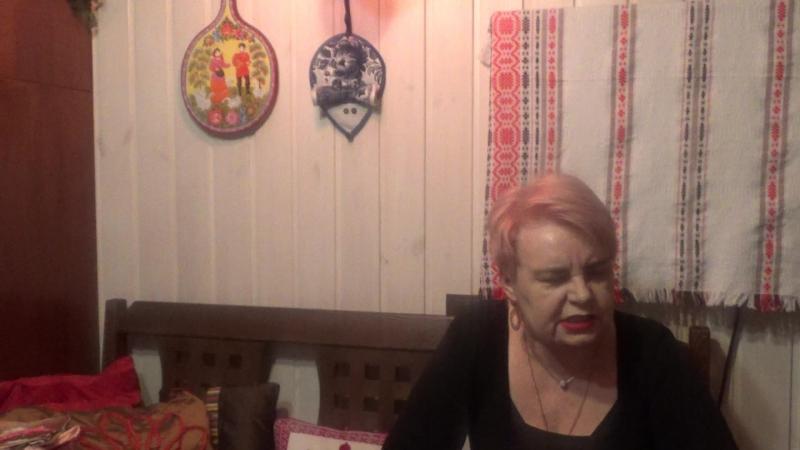 Ольга Сергеевна Соина читает стихи А.Блока (6)