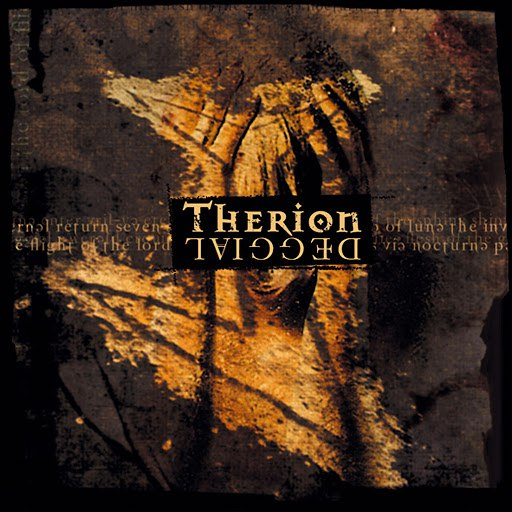 THERION альбом Deggial
