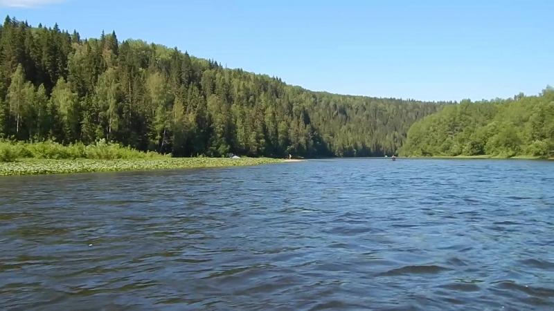 Яйва река