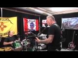 Metallica: Tuning Room (Barcelona, Spain - 2018)