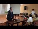 В День медицинского работника поздравил руководство и коллектив Краевого наркологического диспансера