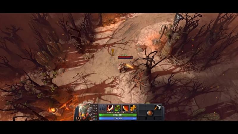 [Boroda4 Gaming] Короче Говоря, Сегодня Я Играл За Tidehunter 2 [Dota 2]