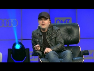 Metallicas Lars Ulrich talks about all things creativity, music and other