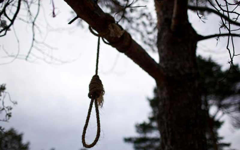 Тело повешенного мужчины со связанными руками обнаружено в Томске.