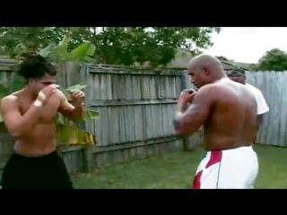 Jorge masvidal vs. ray street fight rematch, miami, florida (best quality)