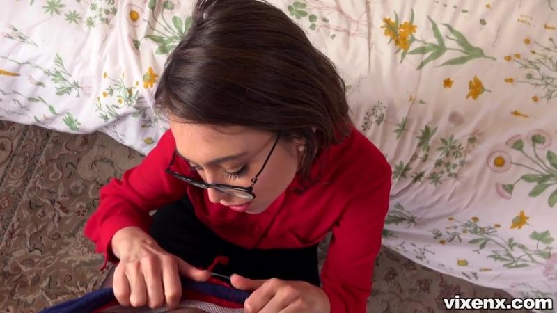 Riley Reid - Undercover [Teen, Amateur, Small Tits, Skinny, Petite, Blowjob, Har