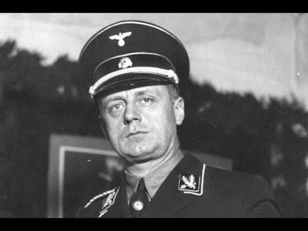 Иоахим фон Риббентроп Министр иностранных дел Германии (1938-1945)