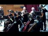 В.А.Моцарт концерт A-dur для кларнета с оркестром (солист Дмитрий Купченко)