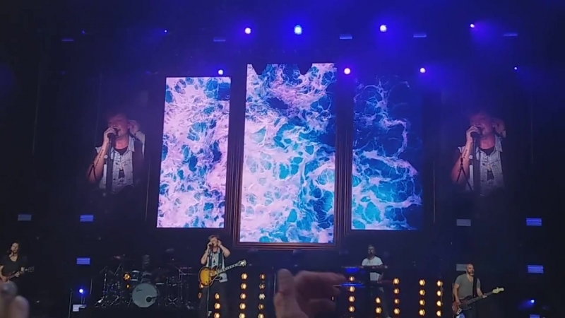 Sunrise Avenue - Lifesaver (Gelsenkirchen 26/05/2018)