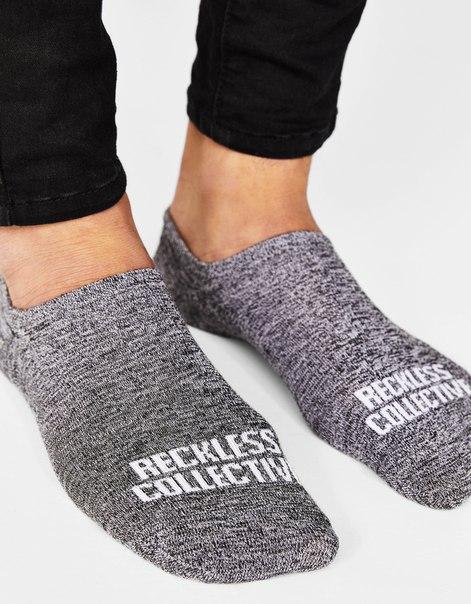 Набор из 3 пар носков-следков
