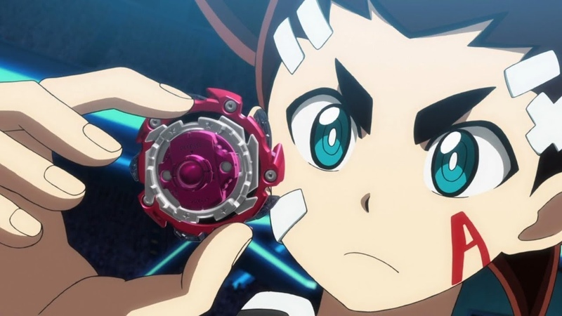 Beyblade Burst Chouzetsu「AMV」One More Light