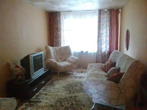 Сдается 3-х комнатная уютная квартира