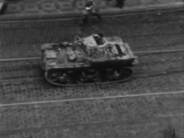 Восстание в Праге 1945 | Květnová revoluce v Praze 1945