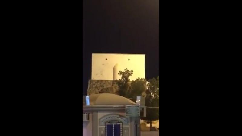 مسجد الفتح او الأعلى مكان دعاء النبي عليه الصلاة والسلام - الأستاذ أحمد صديق التركي