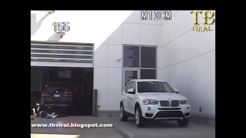 Whoa Man Shoots At Two Police Officers At A Car Dealership (Warning Graphic) - World Star Uncut