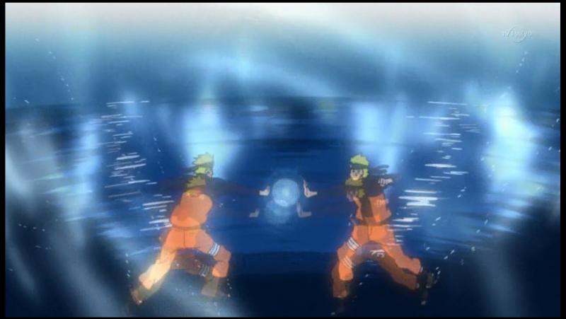 Naruto Shippuuden Наруто Ураганные Хроники Наруто Против Тёмного Наруто Вся Версия Битвы Расенган Против Расенгана