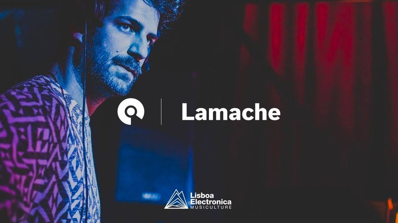 Lamache @ Lisboa Electronica 2018 (BE-AT.TV)