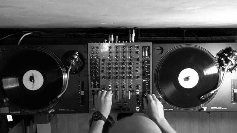 CCAST018 Liquid Drum Bass Mix Vinyl DNB CCAST