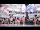 180708 MOMOLAND Nahaeun - BAAM @ Guerrilla Performance Event at Bundang AK Plaza
