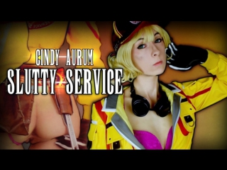 [manyvids] рitуkittу - s-class - [cindy aurum] slutty service (final fantasy xv)