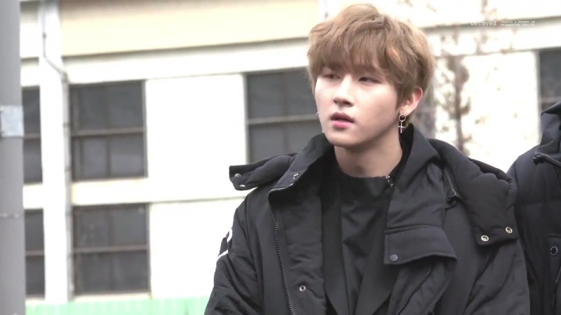 [VK][171125] MONSTA X fancam (I.M focus) @ Mini-fanmeeting Music Core
