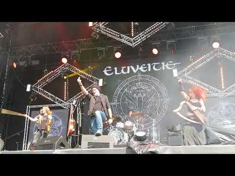 ELUVEITIE - HAVOC ♪ @ DOWNLOAD FESTIVAL 2018 IN PARIS 2018.06.15 by Nowayfarer 🎸 FULL ᴴᴰ