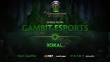 Gambit Esports против Bokal, Первая карта, Открытая СНГ квалификация к TI8
