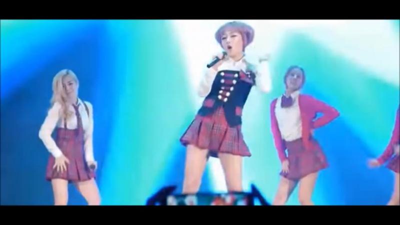 Кореяночки жгут - Танцуй Россия!